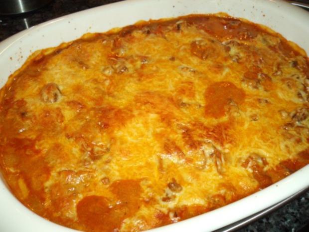 Gyros überbacken mit käse