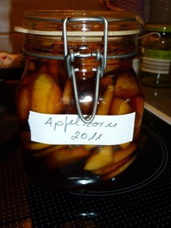 Apfelkorn Rezept