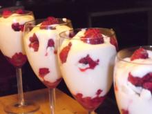 Himbeer-Kokos-Trifle - Rezept