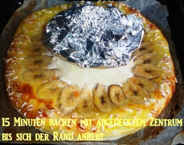 Express-Banane-Sahne-Tarte - Rezept - Bild Nr. 3