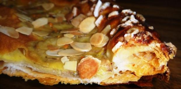 Express-Banane-Sahne-Tarte - Rezept - Bild Nr. 4