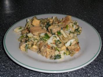 Hähnchenbrust-Salat - Rezept