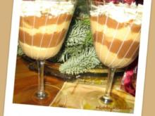 Dessert - Nougat-Karamell-Duett - Rezept