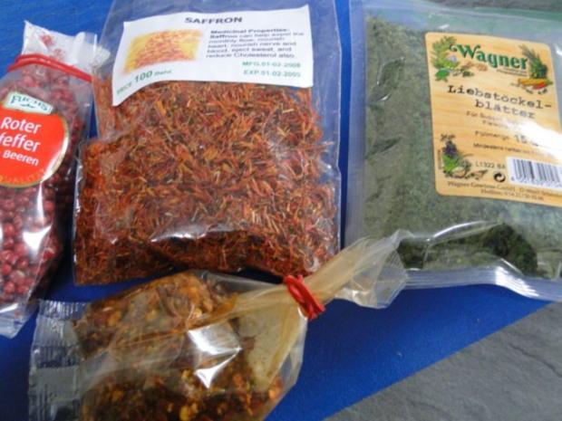 Thai-Wokgericht: Vegetarische Platte in Oestersauce - Rezept - Bild Nr. 7