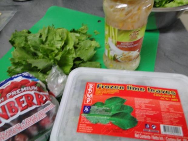Thai-Wokgericht: Vegetarische Platte in Oestersauce - Rezept - Bild Nr. 9
