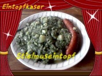 Stielmuseintopf a`la Jörg - Rezept