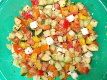 Frühlingssalat á la Matze - Rezept