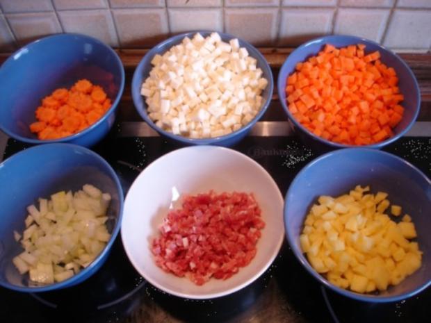 Sellerie-Möhren-Suppe - Rezept - Bild Nr. 4