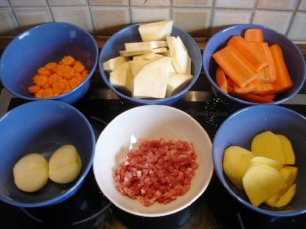 Sellerie-Möhren-Suppe - Rezept - Bild Nr. 3