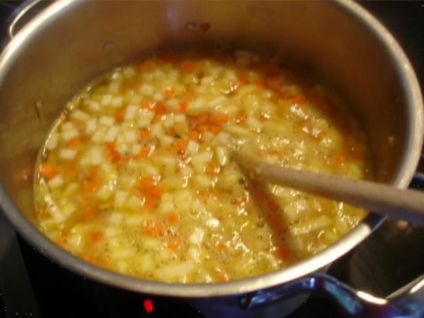 Sellerie-Möhren-Suppe - Rezept - Bild Nr. 9