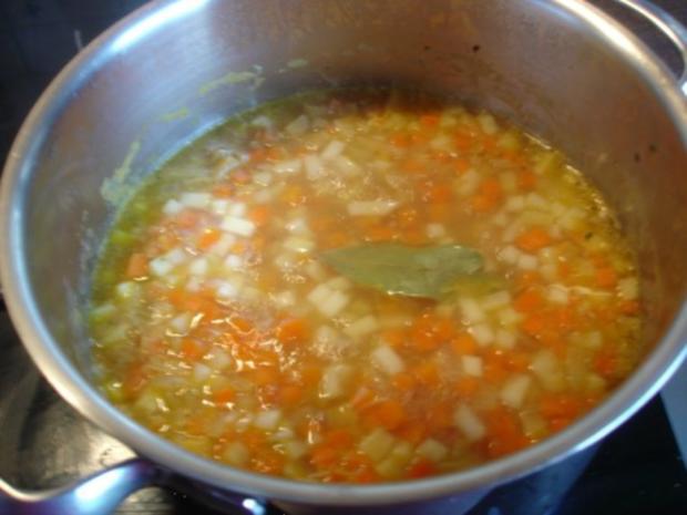 Sellerie-Möhren-Suppe - Rezept - Bild Nr. 10