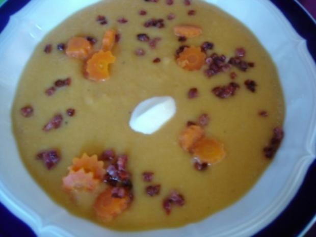 Sellerie-Möhren-Suppe - Rezept - Bild Nr. 13