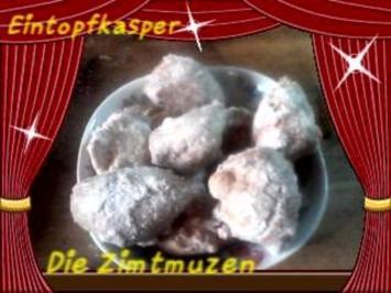 Rheinische Zimtmuzemandeln a`la Jörg - Rezept