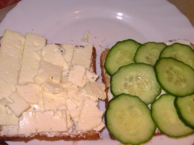 """Sandwich """"Griechenland"""" - Rezept - Bild Nr. 3"""