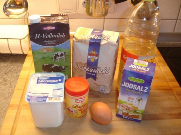 Vegetarischer Zwiebelkuchen - Rezept - Bild Nr. 3