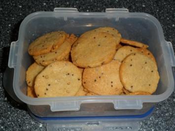 Senf-Cracker - Rezept
