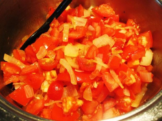 """Tomatensüppchen aus """"frischen"""" Tomaten ... - Rezept - Bild Nr. 4"""