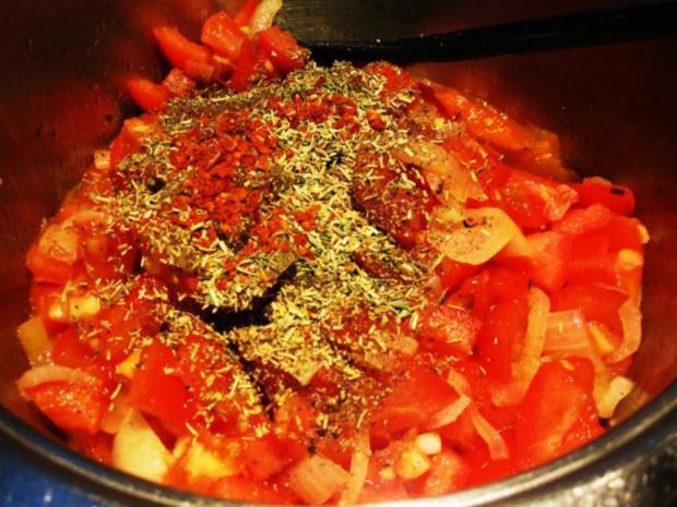 """Tomatensüppchen aus """"frischen"""" Tomaten ... - Rezept - Bild Nr. 5"""