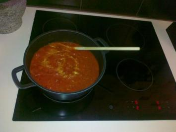 Meine Hackfleischsoße ( Bolognese ) - Rezept