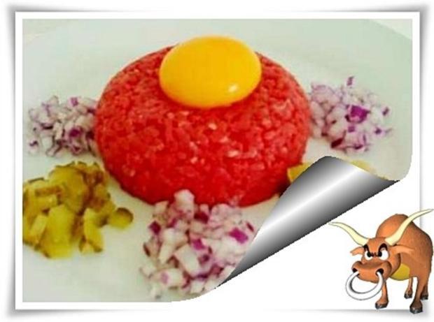 Beef Tatar ㋡ - Rezept