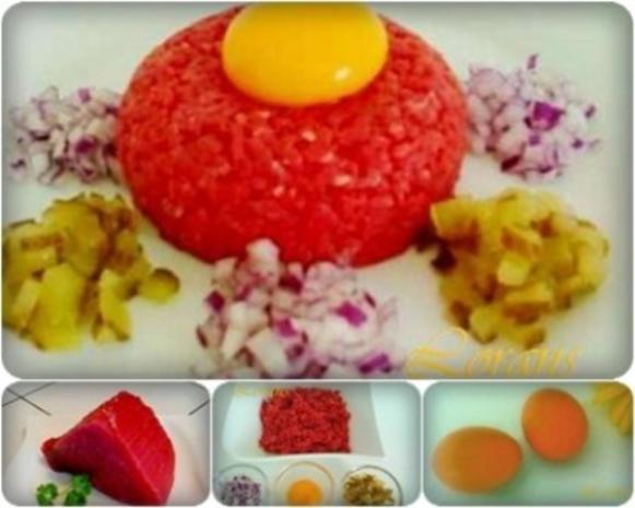 Beef Tatar ㋡ - Rezept - Bild Nr. 3