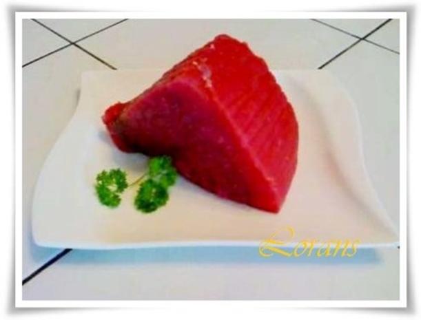Beef Tatar ㋡ - Rezept - Bild Nr. 2