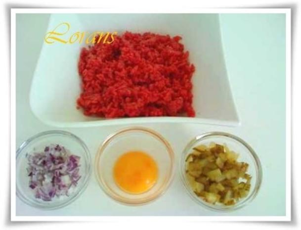 Beef Tatar ㋡ - Rezept - Bild Nr. 8