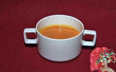 Brasilianische Kürbissuppe (Micaela Schäfer) - Rezept