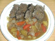Fleisch: Lammnuss, geschmort - Rezept