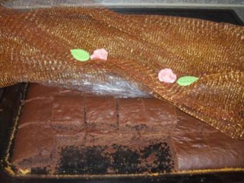 Rezept: backen / Kuchen: Schokoladenkuchen