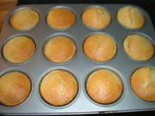 Muffins mit Nutellafüllung - Rezept