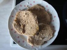 Sellerieschnitzel mit Risolettokartoffeln - Rezept