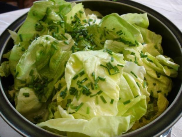 Lachs-Sahne Gratin mit Reis und Salat - Rezept - Bild Nr. 9