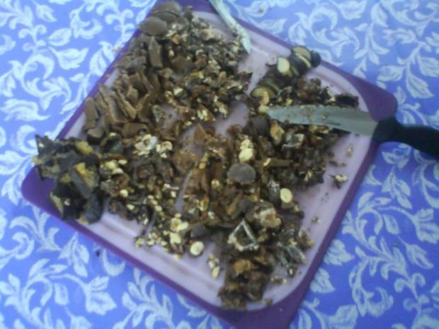 Schoko-Nuss-Aprikosenkuchen - Rezept - Bild Nr. 4