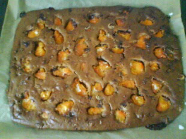 Schoko-Nuss-Aprikosenkuchen - Rezept - Bild Nr. 12