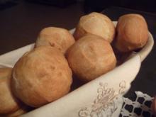 Brot & Brötchen : schnelle Joghurtsemmeln - Rezept