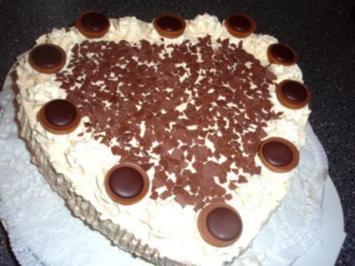 Torten: Schoko-Baileys-Torte - Rezept