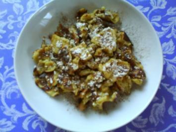 Zimt-Vanille-Pfannkuchenschmarrn - Rezept