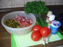Bohnen-Paprika-Topf - Rezept