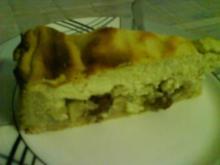 Bratapfel - Quarkkuchen - Rezept