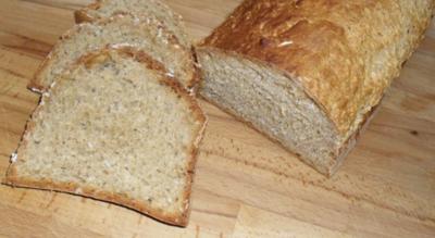 Haferflocken - Brot - Rezept