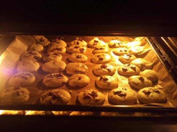 American Cookies - Rezept - Bild Nr. 3