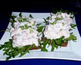 Tiger-Shrimps-Quark-Frischkäse-Aufstrich - Rezept