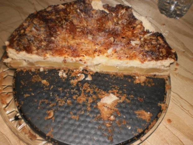 Rezept fur kase apfelkuchen