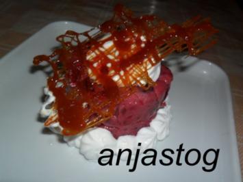 Kirsch Pudding - Rezept