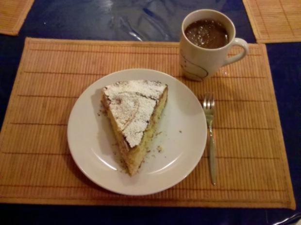 Kuchen: Reis-Kokos-Mangokuchen - Rezept