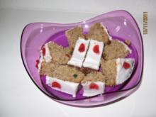 Schüttel - Lebkuchen - Rezept