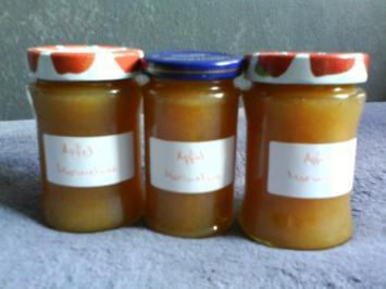 Rezept: Apfelmarmelade