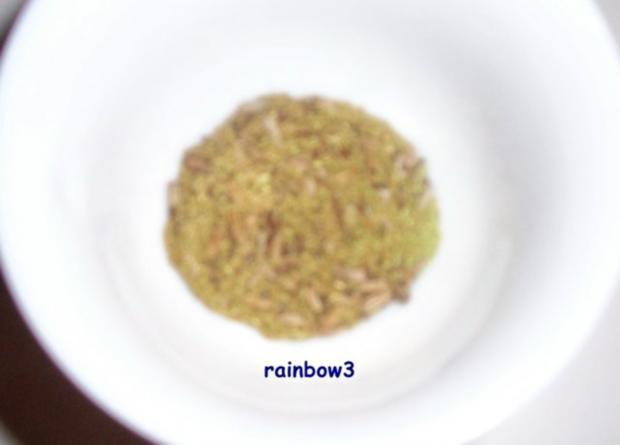 Backen: Würziges Kasten-Mischbrot (Sauerteig) - Rezept - Bild Nr. 4