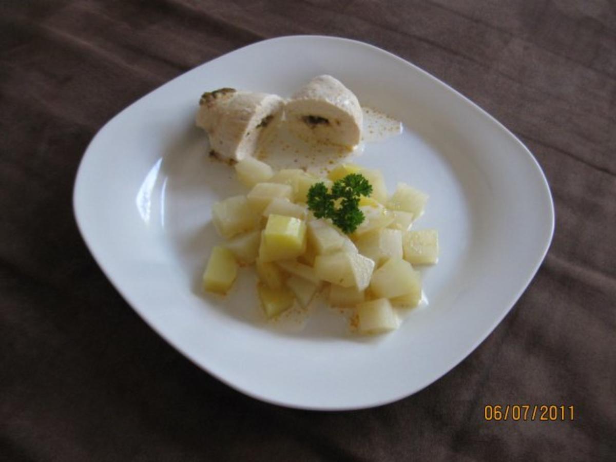 Petersilien - Pesto - Hähnchen - Rezept Gesendet von Sarahlein82